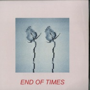 Front View : The Golden Filter - END OF TIMES - Optimo Music / OM 40