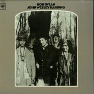 Front View : Bob Dylan - JOHN WESLEY HARDING (LP) - Sony Music / 88985451691