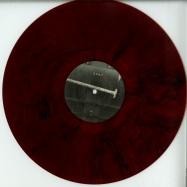 Front View : Markus Suckut - SCKT06 (MARBLED RED) - SCKT / SCKT06
