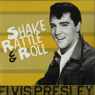 Front View : Elvis Presley - SHAKE RATTLE AND ROLL (180G LP) - Disques Dom / ELV302 / 7981100