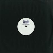 Front View : Lose Endz - VINYL NUMBERS EP (VINYL ONLY) - Brooklyn Bridge Music / BBM-001