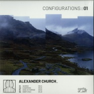 Front View : Alexander Church - CONFIGURATIONS001 - Configurations Of Self / CS001