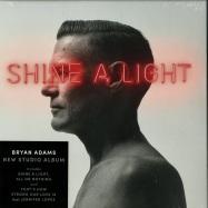 Front View : Bryan Adams - SHINE A LIGHT (LP) - Polydor / 6788539