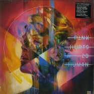 Front View : P!nk - HURTS 2B HUMAN (2LP + MP3) - RCA Int. / 19075907191