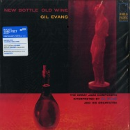 Front View : Gil Evans - NEW BOTTLE OLD WINE (LP) - Blue Note / 7728089