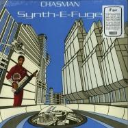 Front View : Chasman - SYNTH-E-FUGE (LP) - Numero Group / NUM807LP