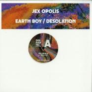 Front View : Jex Opolis - EARTH BOY - Dekmantel / DKMNTL 064