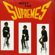 Front View : The Supremes - MEET THE SUPREMES (LP) - Wax Love / 00126725