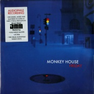 Front View : Monkey House - FRIDAY (180G 2LP) - Alma Records / ALV72698 / 9255539