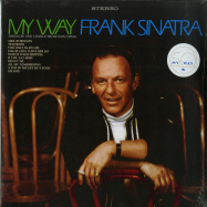 Front View : Frank Sinatra - MY WAY (50TH ANNIVERSARY EDITION) (LP) - Capitol / 7795931