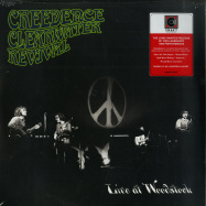 Front View : Creedence Clearwater Revival - LIVE AT WOODSTOCK (2LP) - Concord Records / 7210030