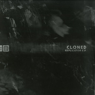 Front View : Cloned - REPLICATOR EP (KYLE GEIGER / LARS HUISMANN RMXS) - Solid Tracks Records / SOLID008