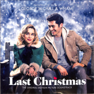 Front View : George Michael & Wham! - LAST CHRISTMAS O.S.T. (2LP) - Sony / 19075978831