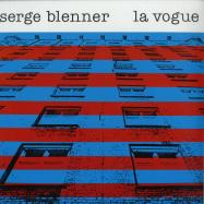 Front View : Serge Blenner - LA VOGUE (LP) - Bureau B / BB324LP / 05177471