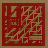 Front View : Leach & Lezizmo - BODY HEAT - Muzik & Friendz / M&F002