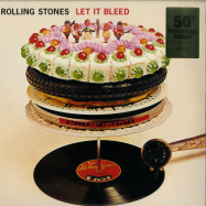 Front View : The Rolling Stones - LET IT BLEED - 50TH ANNIVERSARY (180G LP) - Universal / 7185841