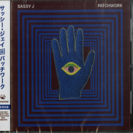 Front View : Sassy J - PATCHWORK (CD) - Rush Hour / RHMC 004 CD