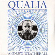 Front View : Andrew Weatherall - QUALIA (2LP) - Hoga Nord Rekords / HNRLP011
