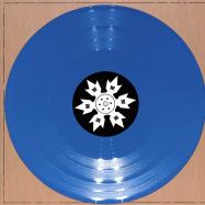Front View : Various Artists - SHURIKEN VOL.4 (COLOURED VINYL) - Shogun Audio / SHA162