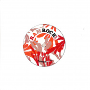 Front View : Kameelah Waheed - HOLDING ON EP (7 INCH) - Ramrock Red Records / RRR011