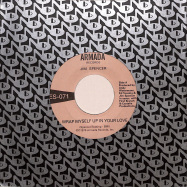 Front View : Jim Spencer & Angie Jaree - WRAP MYSELF UP IN YOUR LOVE (7 INCH) - Numero Group / ES-071