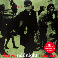 Front View : Dexys Midnight Runners - SEARCHING FOR THE YOUNG SOUL REBELS (LTD RED 180G LP)) - Parlophone / 9029519531