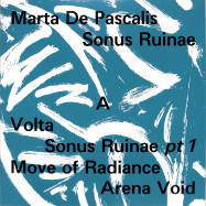 Front View : Marta De Pascalis - SONUS RUINAE - Morphine / Doser 039