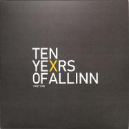 Front View : Various Artists - X - PART TWO (2X12) - All Inn / ALLINNX-2