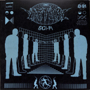 Front View : DJ Aquatraxx - VIRTUAL SCI-FI EP - Distrito 91 / D91002