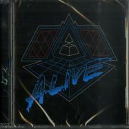 Front View : Daft Punk - ALIVE 2007 (CD) - Parlophone Label Group (plg) / 509995098412