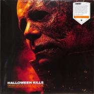 Front View : John Carpenter / Cody Carpenter / Daniel Davies - HALLOWEEN KILLS O.S.T. (LTD ORANGE LP) - Sacred Bones / SBR263C1 / 00148372