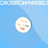 Front View : Andre Kraml Feat Shad Privat - SAFARI - Crosstown Rebels / CRM014