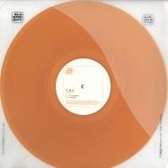 Front View : E.B.E. - GROUNDED EP (ORANGE COLOURED VINYL) - Plastic City / Plax0536