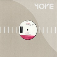 Front View : Xtrak (aka Todd Sines) - BACK UP - Yore Records / YRE001