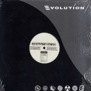Front View : Global Communication / Reload - CYBERDON EP - Evolution / Evo006