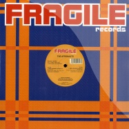 Front View : The Afronauts - TIMBAL EXPERIENCE - Fragile / frg092