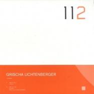 Front View : Grischa Lichtenberger - TREIBGUT - Raster 112