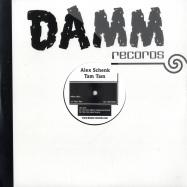 Front View : Alex Schenk - TAM TAM EP (INCL. BJOERN STOLPMANN RMX) - Damm Records / Damm008