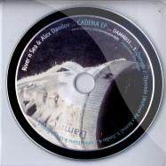 Front View : River n Sea & Alex Danilov - CADENA EP (INCL. MOLLONO BASS REMIX) MAXICD - Damm Records / Damm011cd