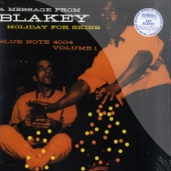 Front View : Art Blakey - A MESSAGE FROM BLAKEY VOL. 1 (LP) - Heavenly Sweetness / HS038VL
