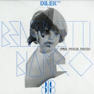 Front View : Benedetti & Bianco - JORGE DREXLER REMIXES (WHITE VINYL) - Dilek Records / dlk010