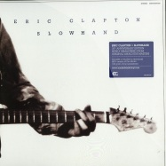 Front View : Eric Clapton - SLOWHAND (180GR LP + MP3) - Polydor / 5340723