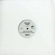 Front View : Roland Tings - WHO U LOVE - Internasjonal / INT027