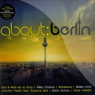 Front View : Various Artists - ABOUT: BERLIN VOL. 6 (4X12 LP + MP3) - PolyStar 5350840