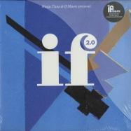 Front View : Various Artists - IF MUSIC 2.0 (RSD) (3X12 LP) - Ninja Tune / ZEN208