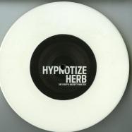 Front View : Jim Sharp & Naughty NMX - HYPNOTIZED HERB / DO 4 LOVE  (WHITE 7 INCH) - Naughty NMX / NMX001
