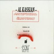Front View : Al Kassian - ARTIFICIAL EMOTION (180 GRAM) - Make Love in Public Spaces / Lips 006