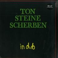 Front View : Ton Steine Scherben - IN DUB (LTD LP + CD) - Echo Beach / 148931