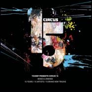 Front View : Various Artists - YOUSEF PRESENTS CIRCUS 15 (2CD,1 MIXED, 1 UNMIXED) - Circus Recordings / CIRCUS079CD