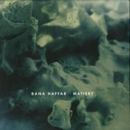 Front View : Bana Haffer - MATIERE (140 G CLEAR VINYL) - Make Noise Records / MNR009